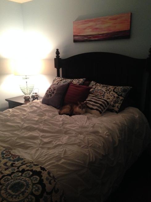 Bedroom Update. Still in progress.