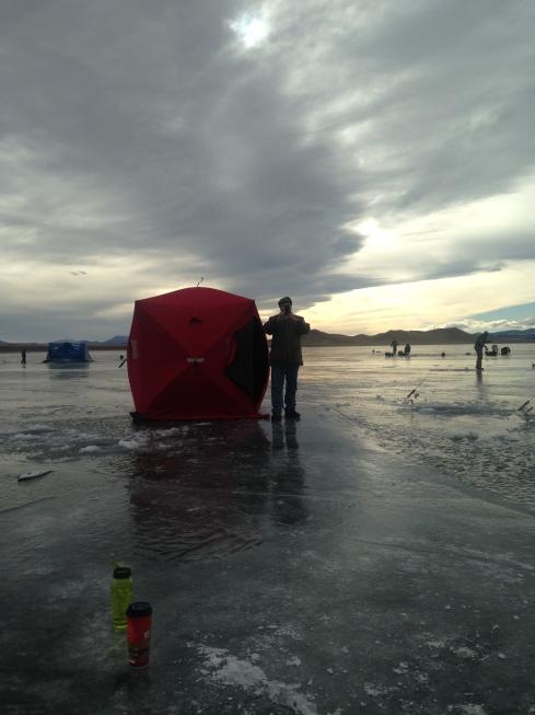 Ice Fishing Tent